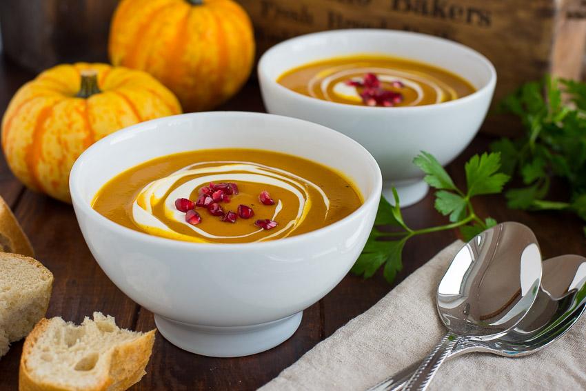 Pumpkin Soup – SavoryLens