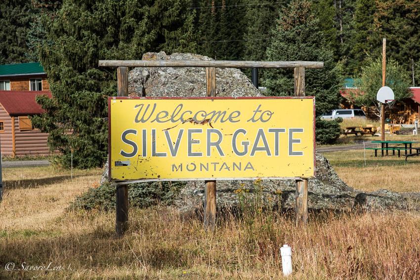 Silvergate, Montana