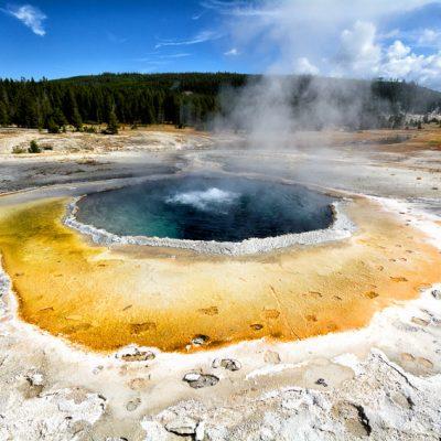 Yellowstone National Park – Eine Reise zwischen Geysiren und Bisons