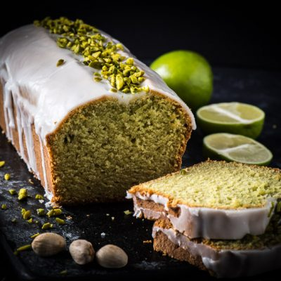 "Avocadokuchen mit Limettenguss und ""The Versatile Blogger Award"""