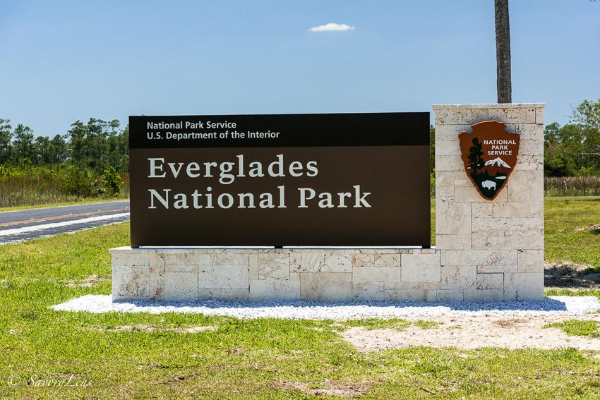 Willkommen im Everglades National Park
