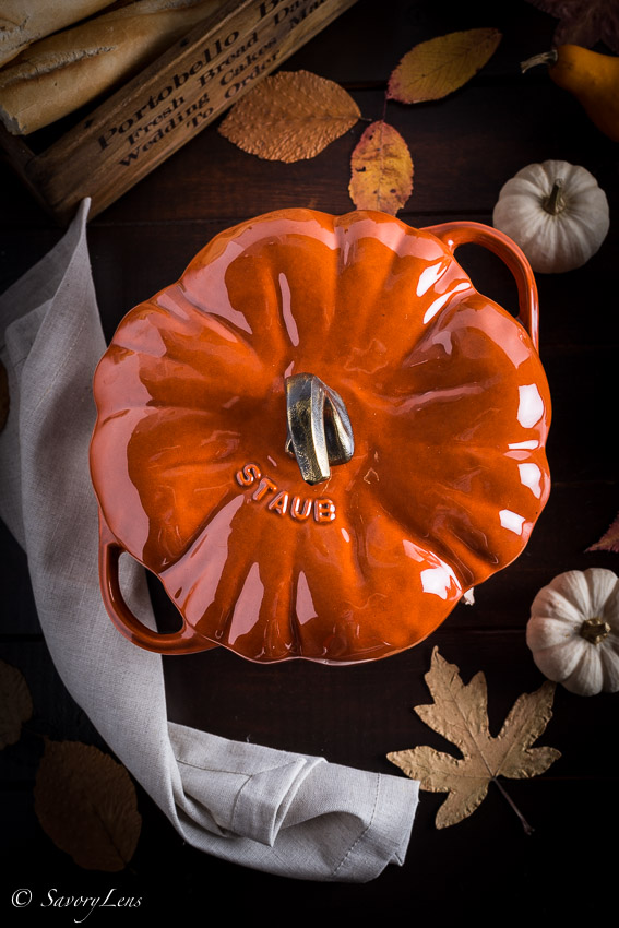 Pumpkin Guiness Stew