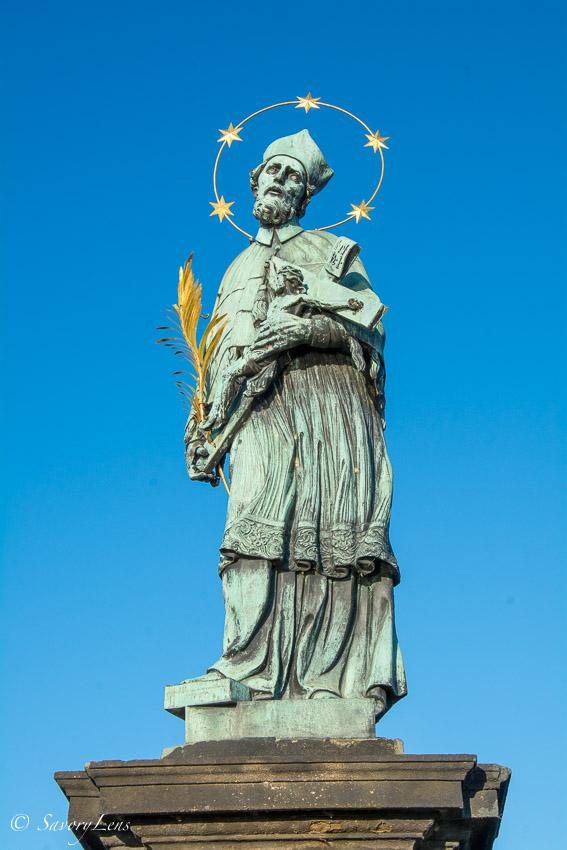 Heiliger Jan von Nepomuk