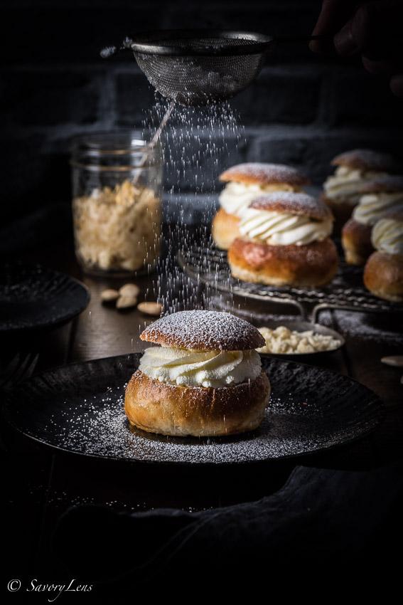 Semlor - schwedische Köstlichkeit zur Fastenzeit