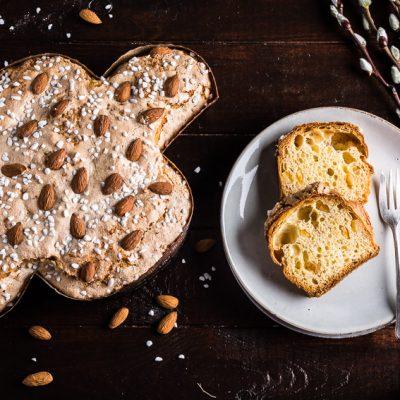 Colomba Pasquale – Ostergebäck aus Italien