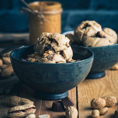 Peanut Butter Cup Icecream