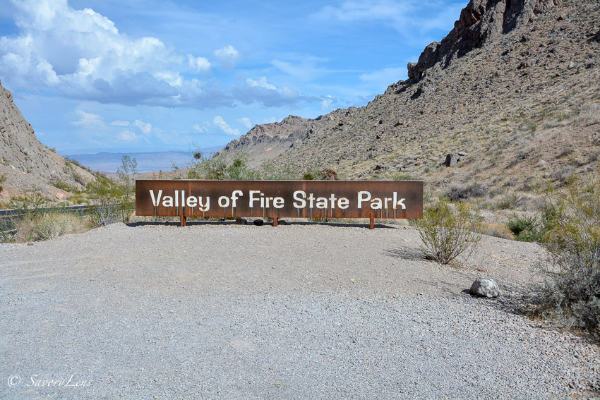 Valley of Fire Sate Park