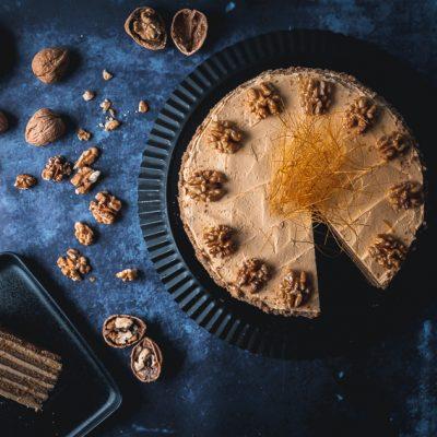 Medovnik – tschechischer Honigkuchen