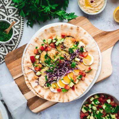 Sabich – Streetfood aus Israel