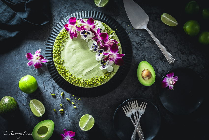 Avocado Limetten Cheesecake – SavoryLens