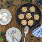 Blueberry Grunt - Dessert aus Nova Scotia