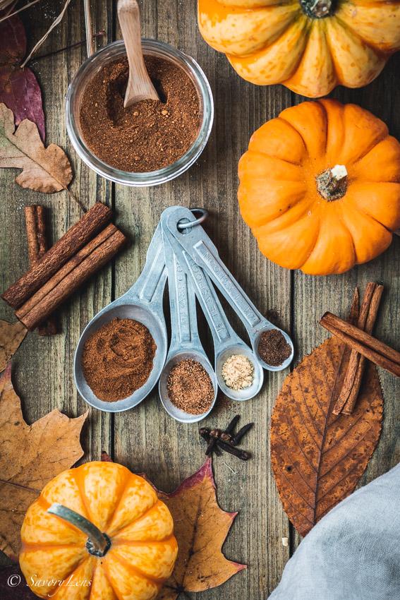 Selbstgemachtes Pumpkin Pie Spice