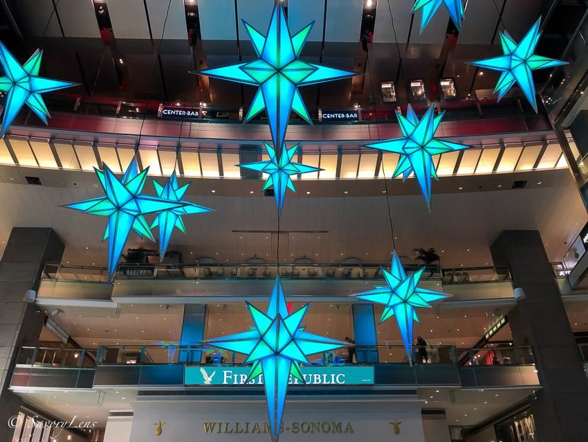 Weihnachten in New York - Time Warner Center, Holiday under the stars