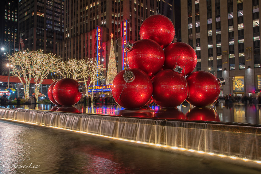 Weihnachten in New York - Highlights und Insidertipps – SavoryLens