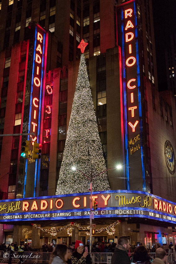 Weihnachten in New York - Radio City Music Hall