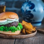 Frankfurter Grüne Soße Burger