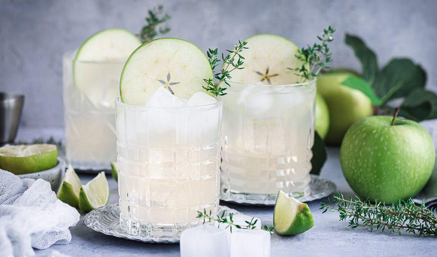 SoHo Sling – Würziger Gin Cocktail ohne Alkohol