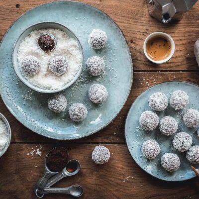 Chokladbollar – Schwedische Schokoladenkugeln
