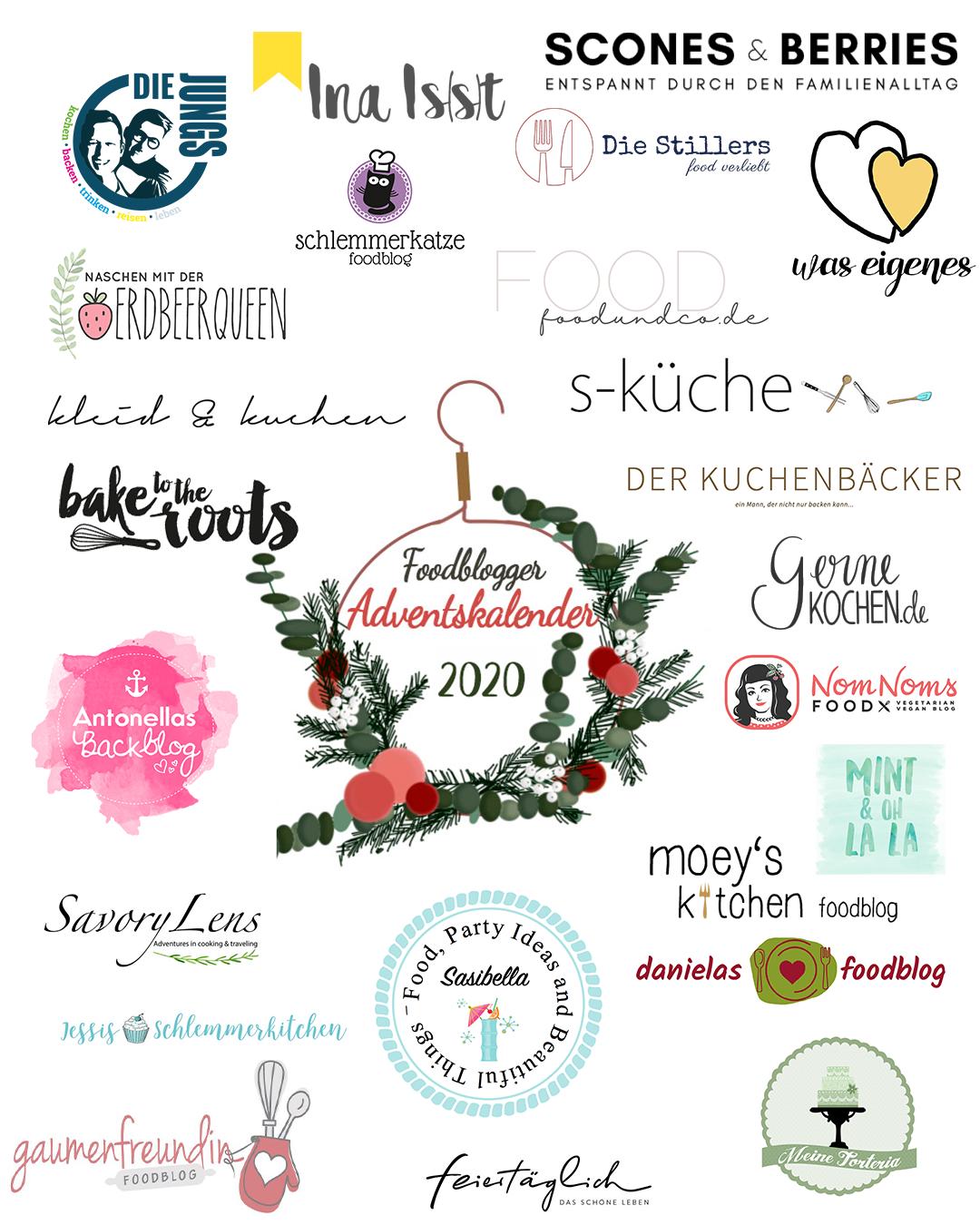 Food Blogger Adventskalender 2020