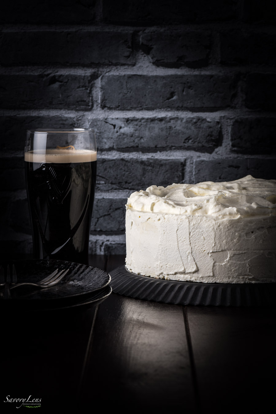 Guinness Layer Cake